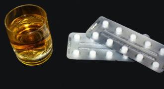 Совместимость алкоголя и противозачаточных таблеток