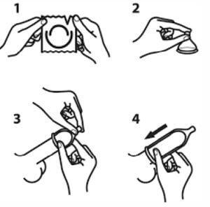 Инструкция презервативов Contex lights