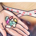Как противозачаточные влияют на вес