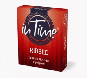 Презервативы In Time Ribbed