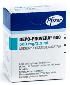 Инъекционный препарат Депо-Провера