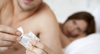 Как правильно надеть презерватив