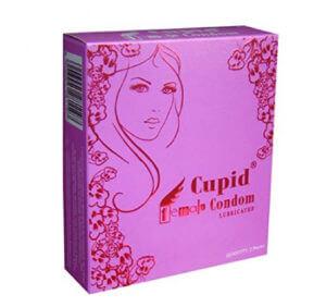 Женский презерватив cupid