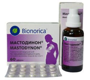 Мастодинон для восстановления гормонального фона