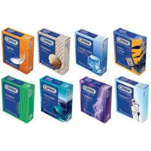Широкий ассортимент презервативов Contex