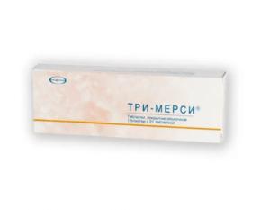 Три-мерси аналог противозачаточных таблеток