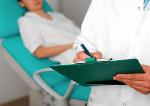 Консультация врача гинеколога