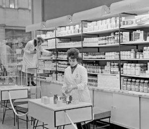 Покупка презервативов в советское время