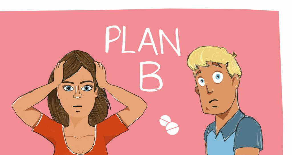 Средства экстренной контрацепции - Plan B