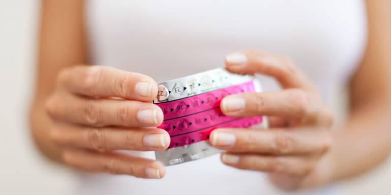 Сыпь от противозачаточных таблеток