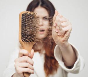 Выпадение волос при приеме оральных контрацептивов
