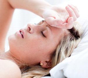Обморочное состояние от приема противозачаточных