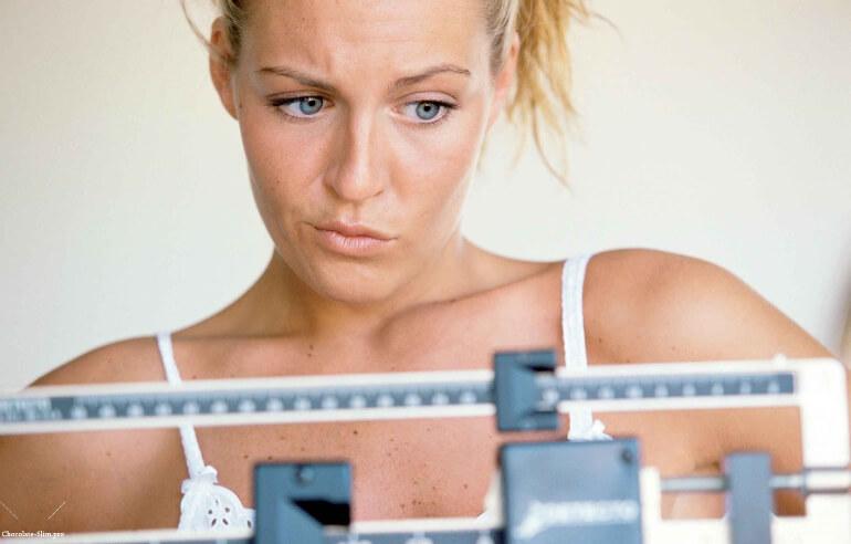 Как похудеть после противозачаточных