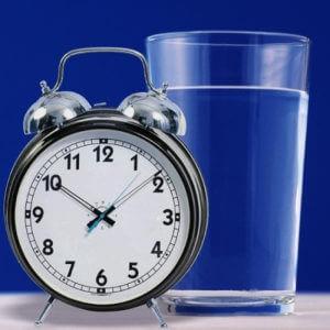 Питьевой режим при похудении