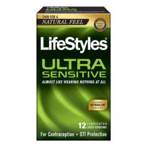 Кондомы Life Styles Ultra Sensitive
