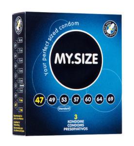 Презервативы My Size 47*160