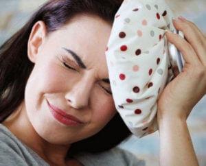 Мигрень после приема противозачаточных