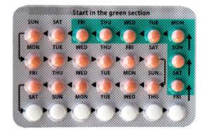 Трехфазные средства контрацепции