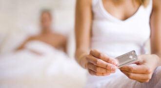 Противозачаточные от беременности в первые 24 часа после секса