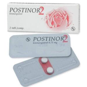 Препарат посткоитальной контрацепции Постинор 24 часа
