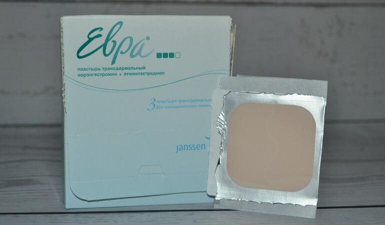 Трансдермальный пластырь противозачаточный: инструкция к применению гормонального контрацептива Евра