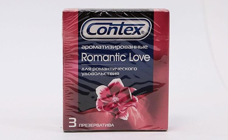 Презервативы контекс романтик лав