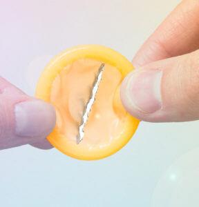 Использование просроченного презерватива