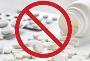Рекомендации при приеме таблеток