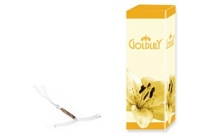 Внутриматочная спираль Goldlily