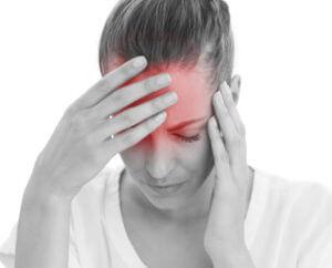 Прием ок при головных болях