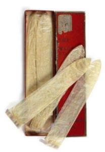 Самый первый презерватив