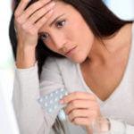 Задержка месячных после приема ок